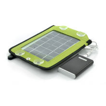 5.5v / 80ma Portable Solar Panel Chargers For Outdoor Psp Walkie-talkies