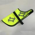 Защитные ошейники для домашних животных симпатичные светоотражающие жилеты для собак или кошек с костями