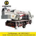 12 Ton Truck Crane Machine Vehicle Loading Cranes