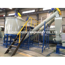 Waste Plastic Pet Bottles Recycling Machine