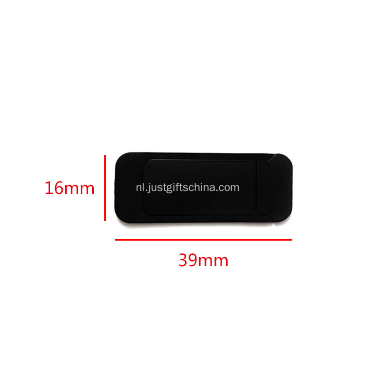 Promotionele ABS Privacybescherming Webcam Cover