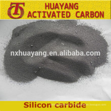 Конкурентный зеленый и черный карбид кремния порошок цена для продажи