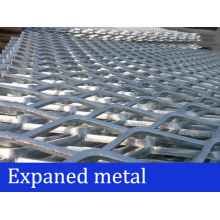 Expanded Metal für Gehweggitter
