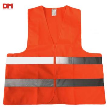 High Visibility Reflective Safety Vest with EN20471 Standard