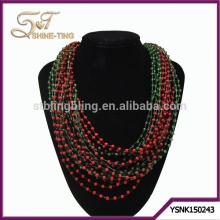 China Jewelry Factory red coral necklace designs