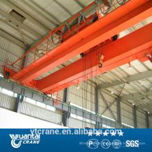 chariot électrique Overhead Crane avec louche caution crochet