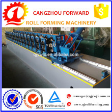 Galvanized Track Profile Roll Forming Machine