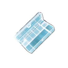 Caja de aparejos de pesca de plástico FSBX024-S021