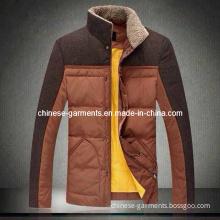 Fashion Basic Jackets. Man Coat