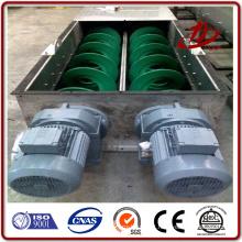 Parafuso transportando máquina ajustável parafuso transporte preço