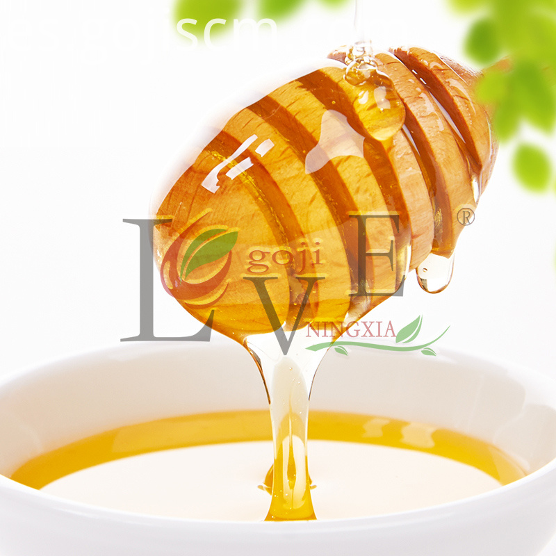 Hot Natural Goji Honey