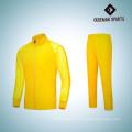 2017 últimos chándales de los deportes del diseño 100% Polyester para los hombres que corren el chándal