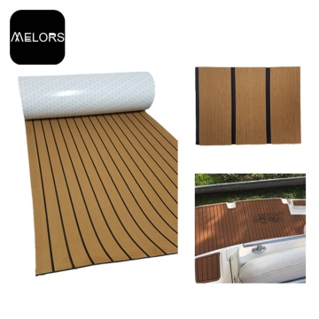 Melors Teak Yacht Boat Mat Composite Floor Decking