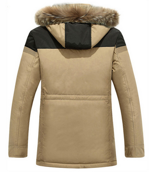 Ultra Light Down Duck Jacket