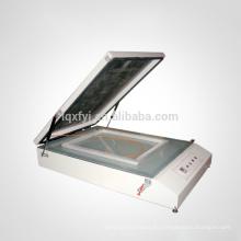 unidades de exposición de pantalla uv de vacío de escritorio