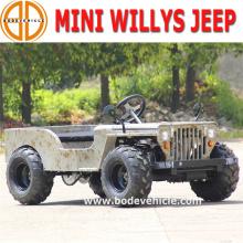 Bode Quanlity sicher neue Mini Gas Jeep für Kinder