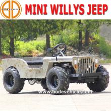 Presagie el Quanlity seguro nuevo Gas Mini Jeep para niños
