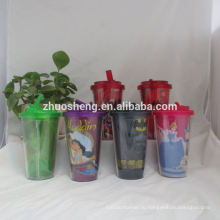 высокое качество красивые персонализированных пластиковых стаканчиков для детей
