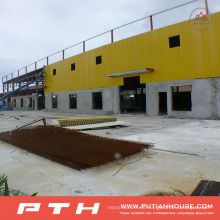 Prefab Low Cost Customized Stahlkonstruktion Warehouse