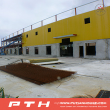 2015 Pth Prefabricated Customized Design Steel Structure Warehouse