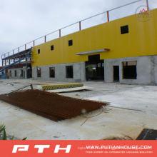 2015 armazém personalizado da construção de aço do grande período com a instalação fácil