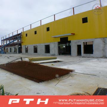 Vorgefertigtes kundengebundenes Entwurfs-Stahlbau-Lager 2015 Pth
