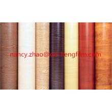 Película de PVC rígida de colores para la decoración