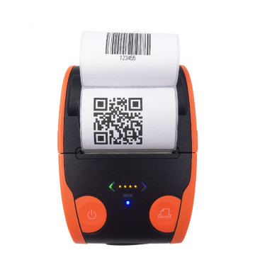 Printer Thermal Label Ponsel Android 58MM Bluetooth