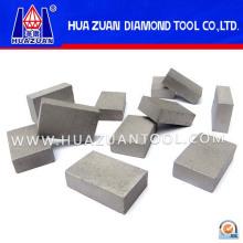 Diamantsegment 1000mm 24X7.4 / 6.8X12 / 20