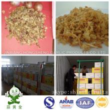 Жареный лук компании Jinxiang Hongsheng Garlic Products
