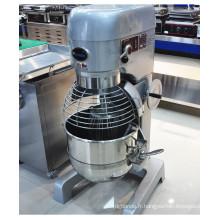 Mélangeur industriel de pâte à pain, mélangeur de farine de la CE, mélangeur commercial utilisé de mélangeur électrique de nourriture de mélangeur de pâte