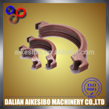 FCD450 ductile iron Pump Accessories casting parts