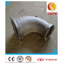 Approvisionnement d'usine forgeant le coude d'acier inoxydable