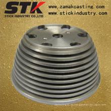 Parte de mecanizado de metales con chapado y pulido (STK-C-1032)