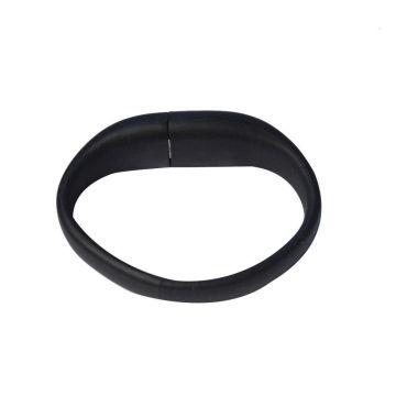 Браслет силикона браслета привода вспышки USB новой моды 2019, изготовленный на заказ браслет