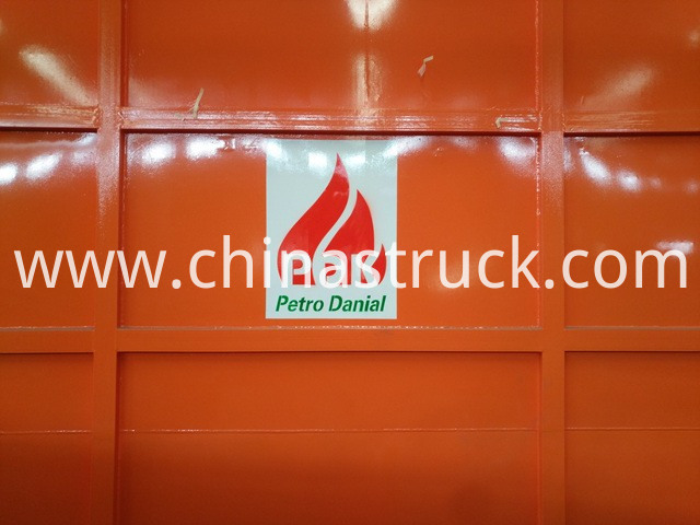 Customized Acid Storage Tank