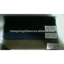 materiales de la prenda (entretela tejida / no tejida)