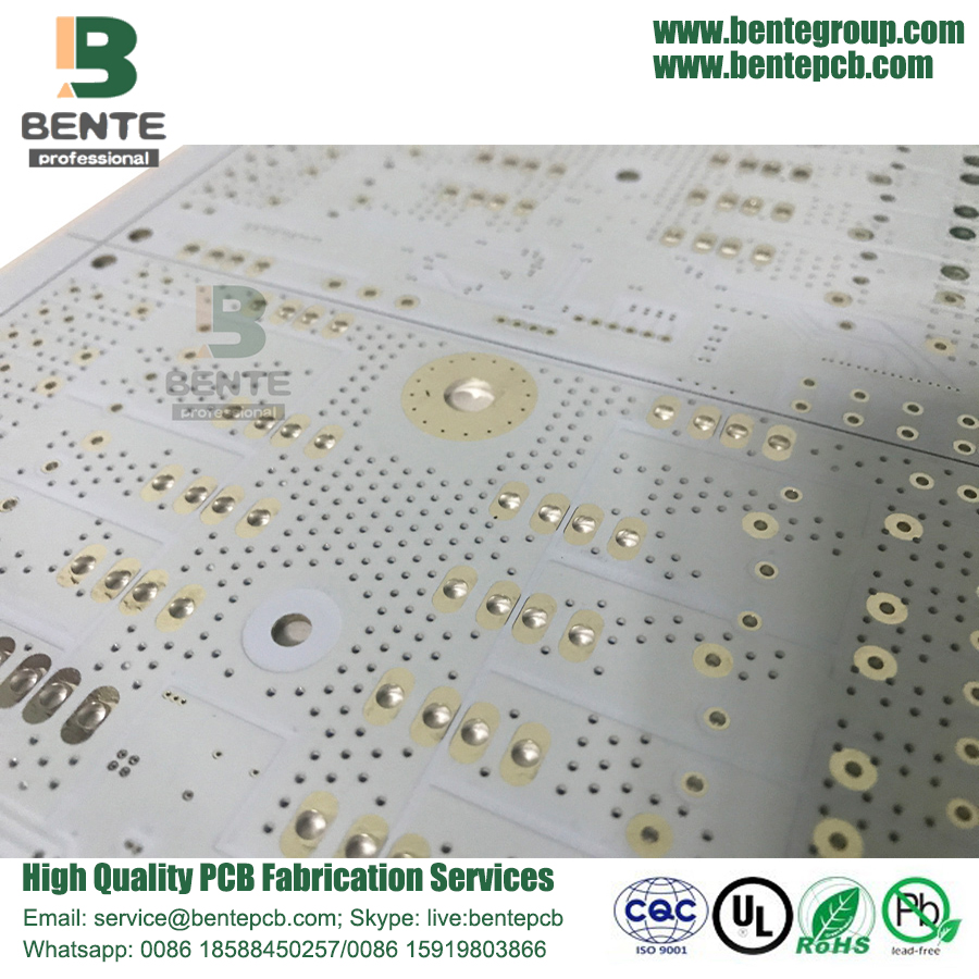 Direct Factory Price White Ink Low Cost PCB from Shenzhen
