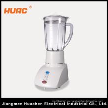 Aplicador de cocina Juicer Blender Push Button Plastic Jar