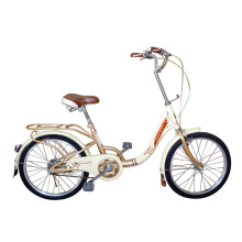 SKD Package Lady Bikes with Steel Frame