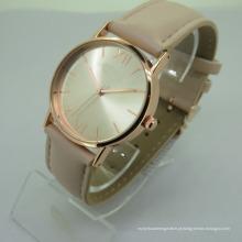 Nice japan movt personalizado luxo quartzo imagem relógio preço com senhora
