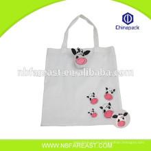 Nuevo bolso plegable útil de la tienda de la alta calidad de la impresión de encargo