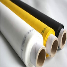 White Yellow Polyester Silk Screen Printing Mesh