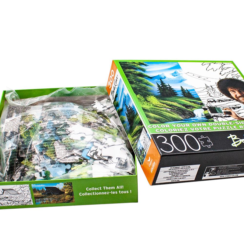 300pcs puzzle color your own picture