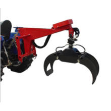 Log Grapple Log Collecting Machine