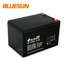 Bluesun gel batería de ciclo profundo12v 150ah batería solar