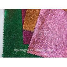 top quality nylon luggage bag belt glitter leather