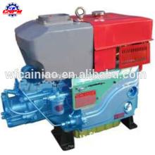 Venda quente 10 hp bomba de água diesel motor conjunto, made in china