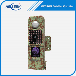 Outdoor WCDMA Satellite GPS Forestry Camera