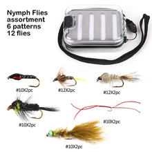 Perfect Nymph Bulk Fly Fishing Flies